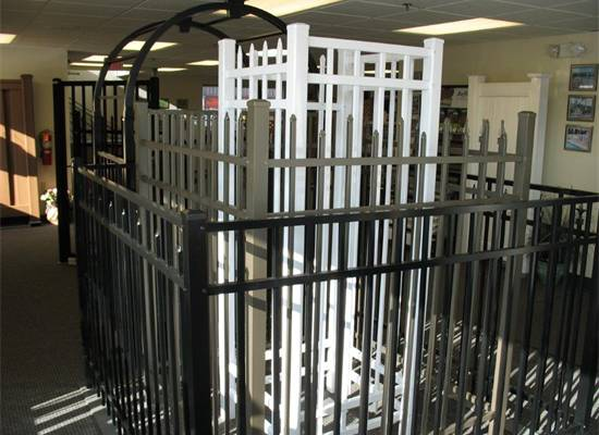 Fence Supply Store Showroom Mn