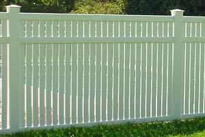 Pvc Privacy Fences Twin Cities Mn