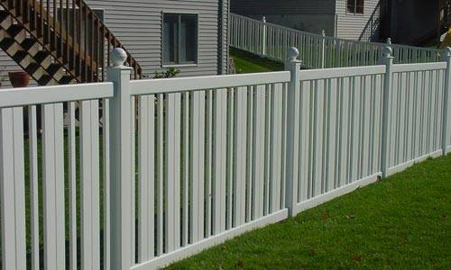 Vinyl Fence Panels vinyl fences minneapolis mn