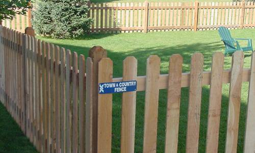 install a picket fence price