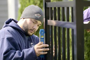 Aluminum Fence Installer Twin Cities