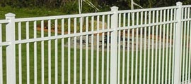 Jerith Ornamental Aluminum Metal Fencing
