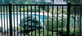 Aluminum Swimming Pool Fence