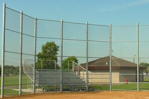 Backstop Fencing Twin Cities