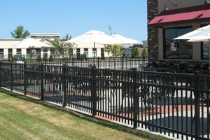 Commercial Fences MN