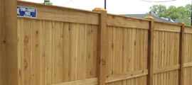 Commercial Wood Fence Installer Minneapolis St Paul