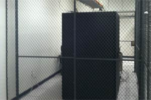 Interior Partitions for Twin Cities Data Centers