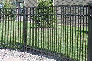 Decorative Aluminum Fence Contractor Twin Cities