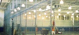 Interior Fencing Partitions Cages