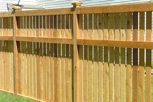 Wood Fence Installer MN