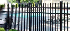 Jerith Aluminum Decorative Fence