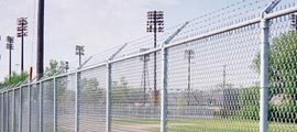 Industrial Security Fencing