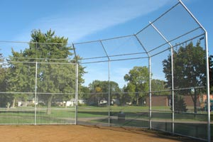 Softball Field Fencing Minneapolis St Paul