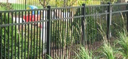 Aluminum Fence DIY Supplies
