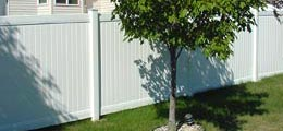 Discount PVC Vinyl Fence DIY Panels