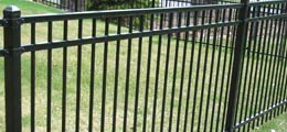 Steel Fence DIY Supplies