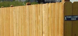 Wood Fence DIY Discount Supplies