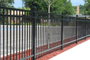 Commercial Steel Fences Twin Cities