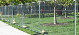 Temporary Event Fencing