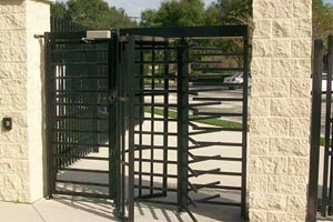Security Turnstile Gates Installation Minneapolis St Paul