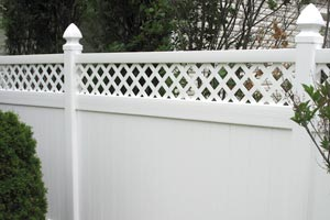 vinyl privacy fence twin cities