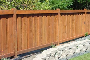 Wood Fence Installation Minneapolis St Paul