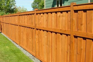 Wood Fence Supplies Twin Cities