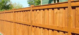 Red Cedar Wood Fences