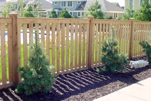 picket wooden fence company